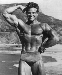 steve reeves arm workout